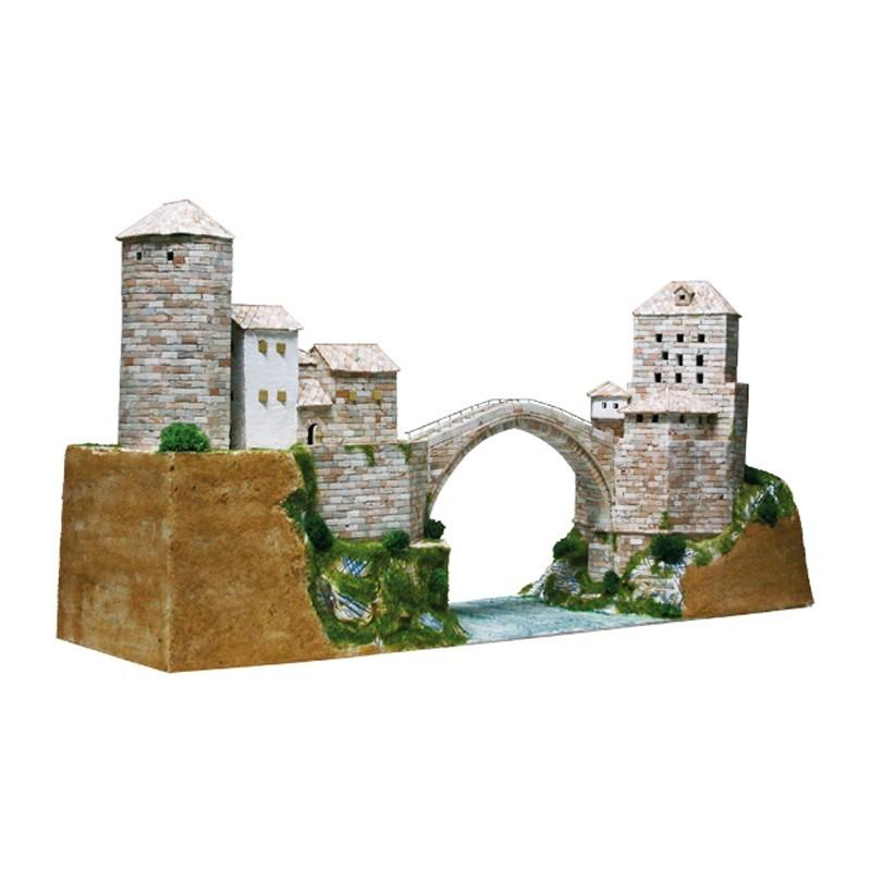 Aedes 1204. Puente de Mostar