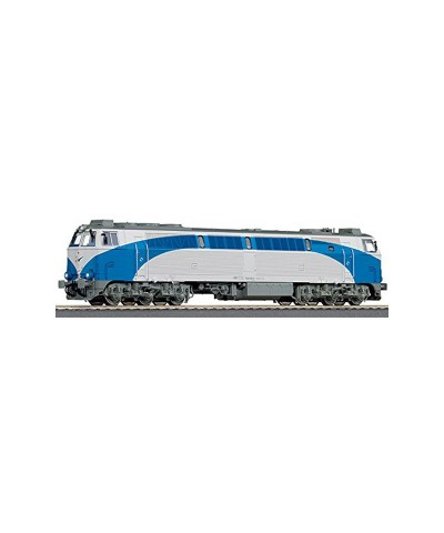 Roco 62721. Locomotora Diesel Renfe 333 G.L. Digital DC