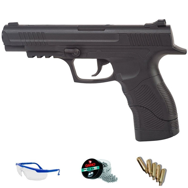 985415-242. Pack Pistola Perdigón Daisy 415