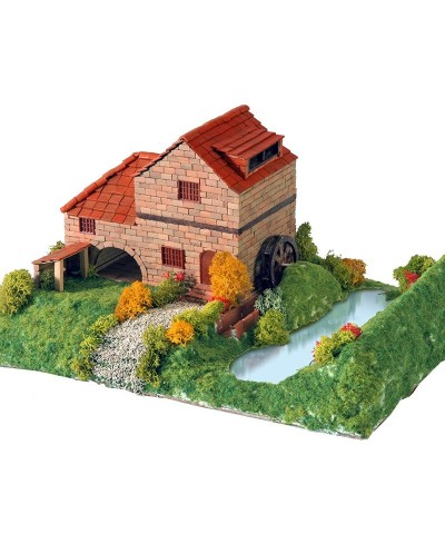 Keranova 30314. Casa Rural con Molino