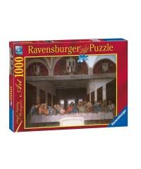 157761. Puzzle Ravensburger 1000 piezas, La ultima cena Da Vinci