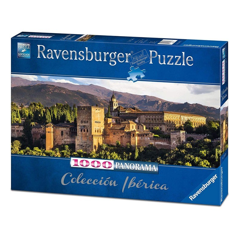 Ravensburger 15073. Puzzle 1000 Piezas La Alhambra