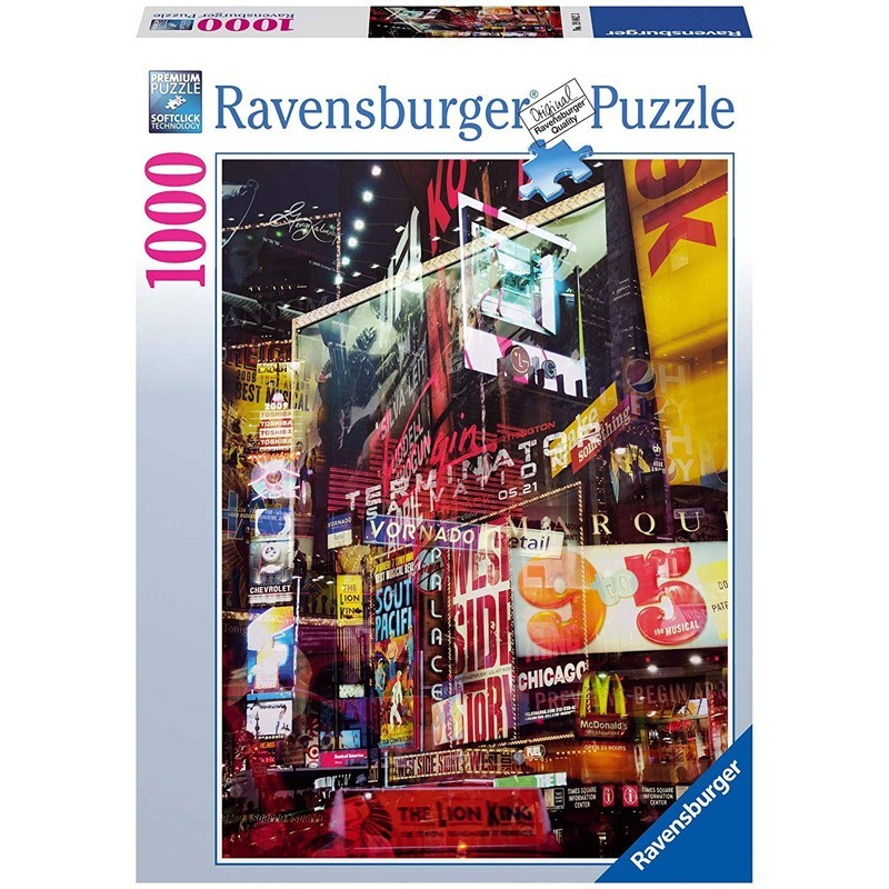 Ravensburger 19042. Puzzle 1000 Piezas New York City