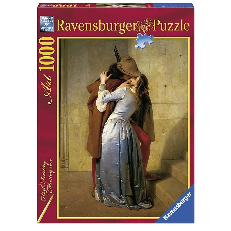 Ravensburger 15405. Puzzle 1000 Piezas El Beso