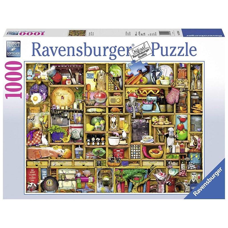 Ravensburger 19298. Puzzle 1000 Piezas Aparador