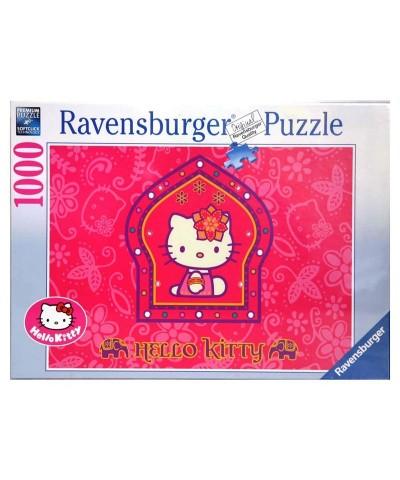 191956. Puzzle Ravensburger 1000 pzas Hello Kitty: Princesa Indi