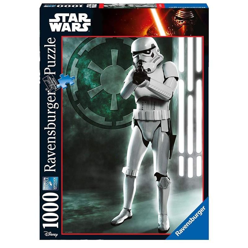 Ravensburger 19683. Puzzle 1000 Piezas Soldado Imperial Star Wars