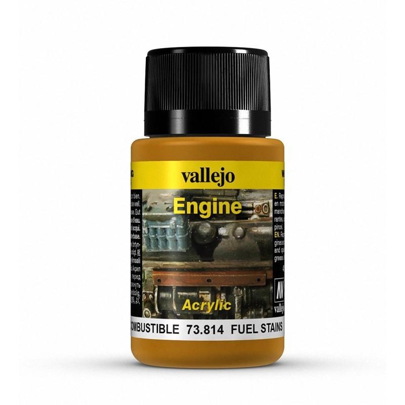 Vallejo 73814. Efecto Mancha Combustible