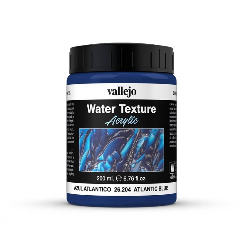 Vallejo 26204. Efecto Agua Azul Atlántico