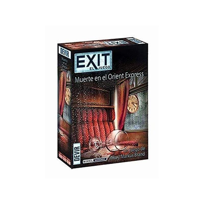 Devir BGEXIT8. Muerte en el Orient Express