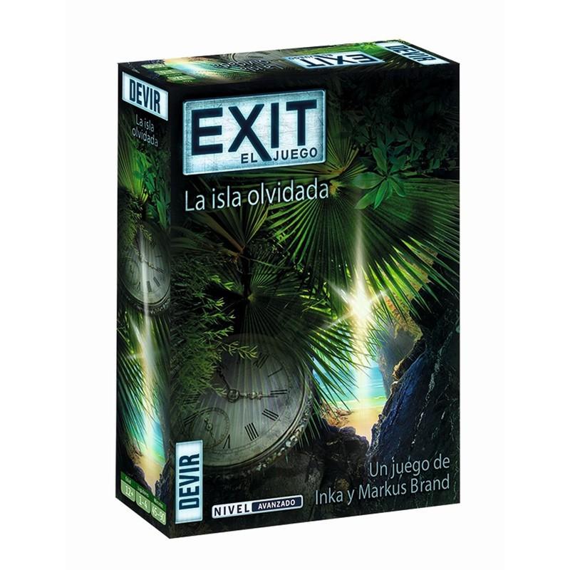 Devir BGEXIT6. La Isla Olvidada