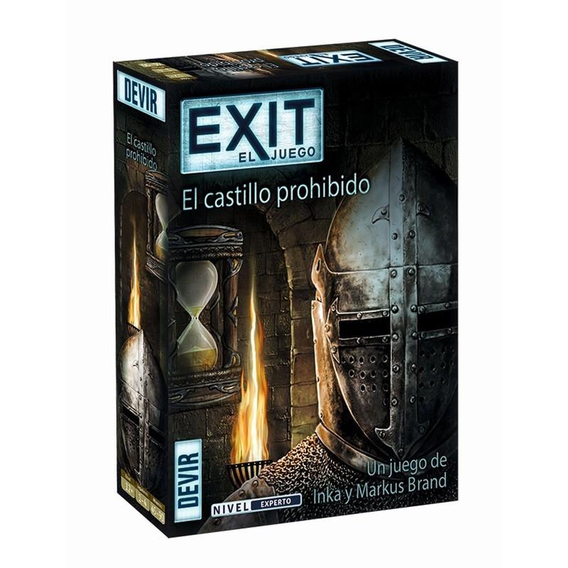 Devir BGEXIT4. El Castillo Prohibido