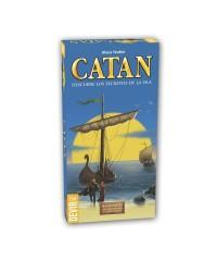 Devir BGNAV56. Navegantes Ampliación Catán 5-6 Jugadores