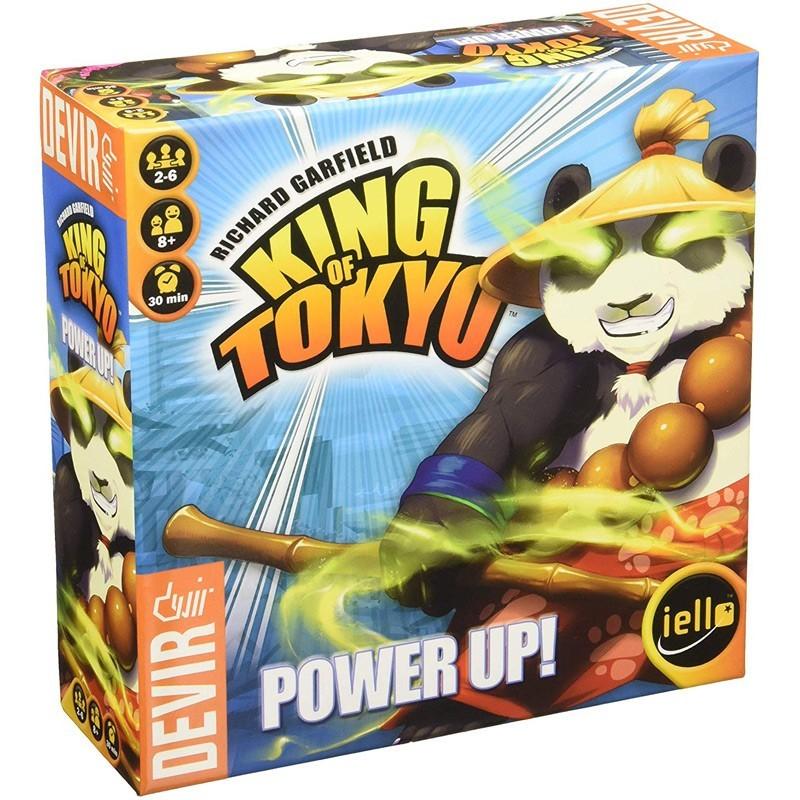 Devir HLKINGP. King of Tokyo Power Up!