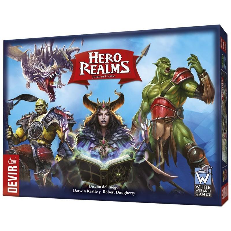 Devir BGHR. Hero Realms