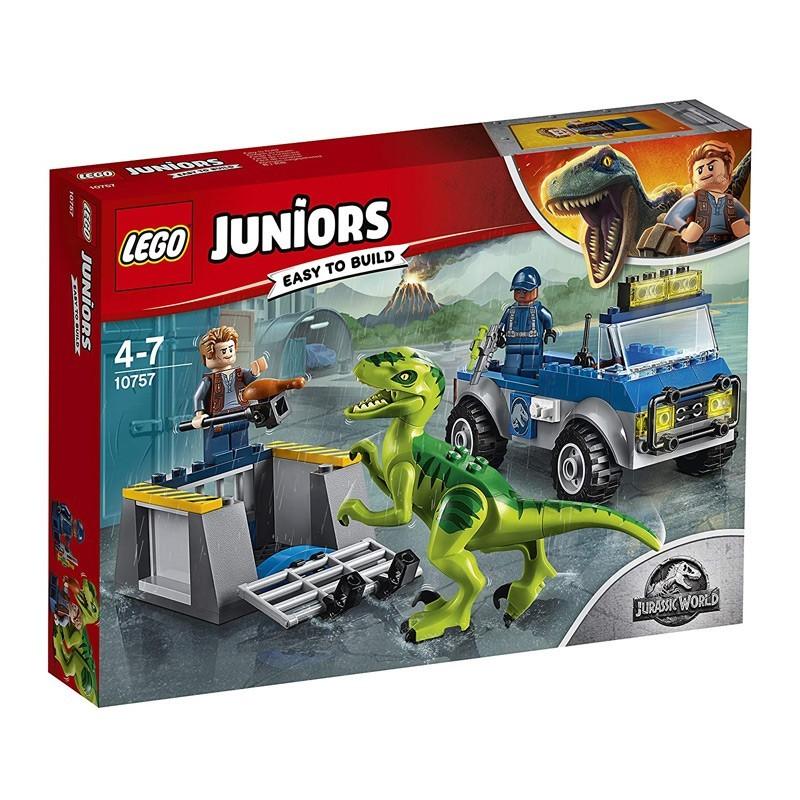 Lego 10757. Camión Rescate del Raptor