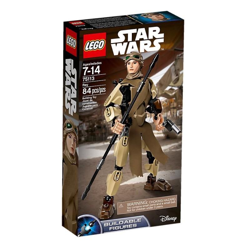 Lego 75113. Rey