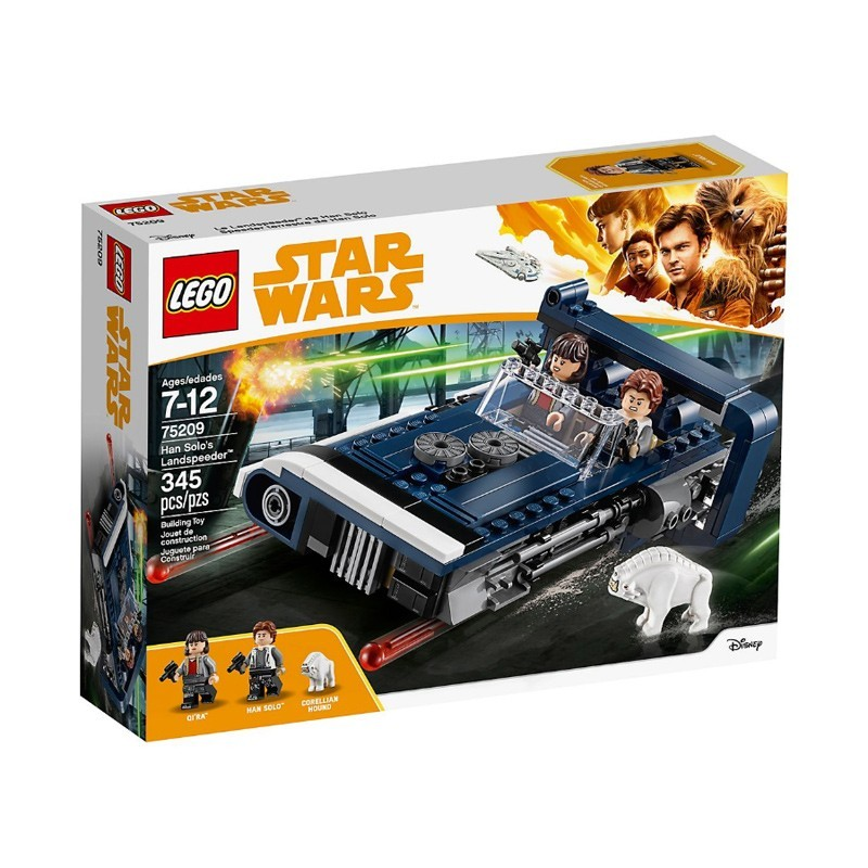 Lego 75209. Speeder Terrestre Han Solo