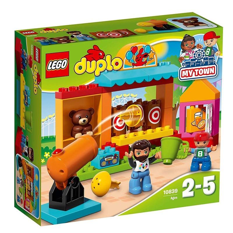 Lego 10839. Puesto Tiro al Blanco