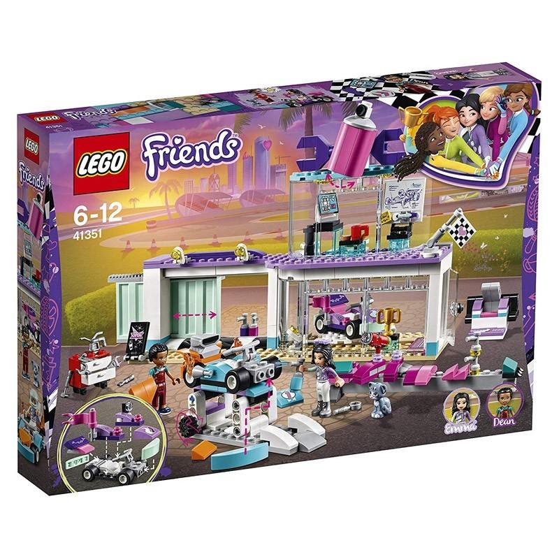 Lego 41351. Taller de Tuneo Creativo