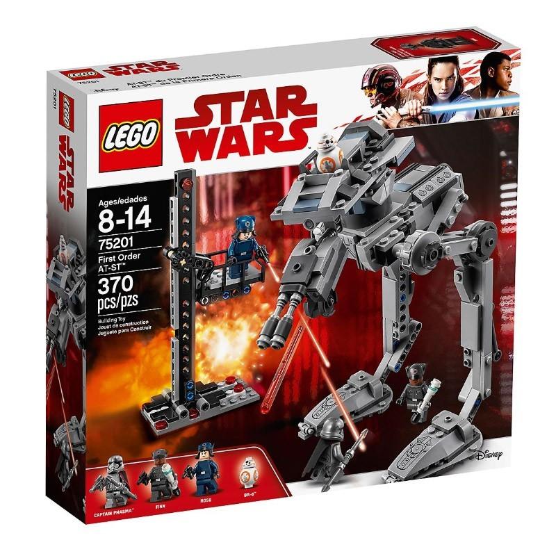 Lego 75201. AT-ST de la Primera Orden