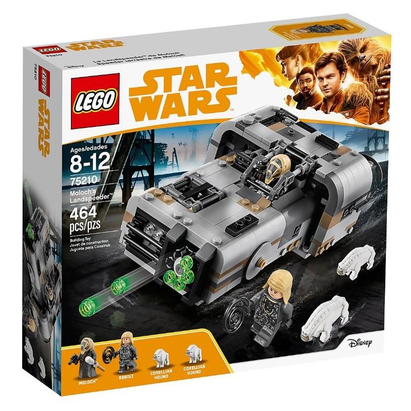Lego 75210. Speeder Terrestre de Moloch