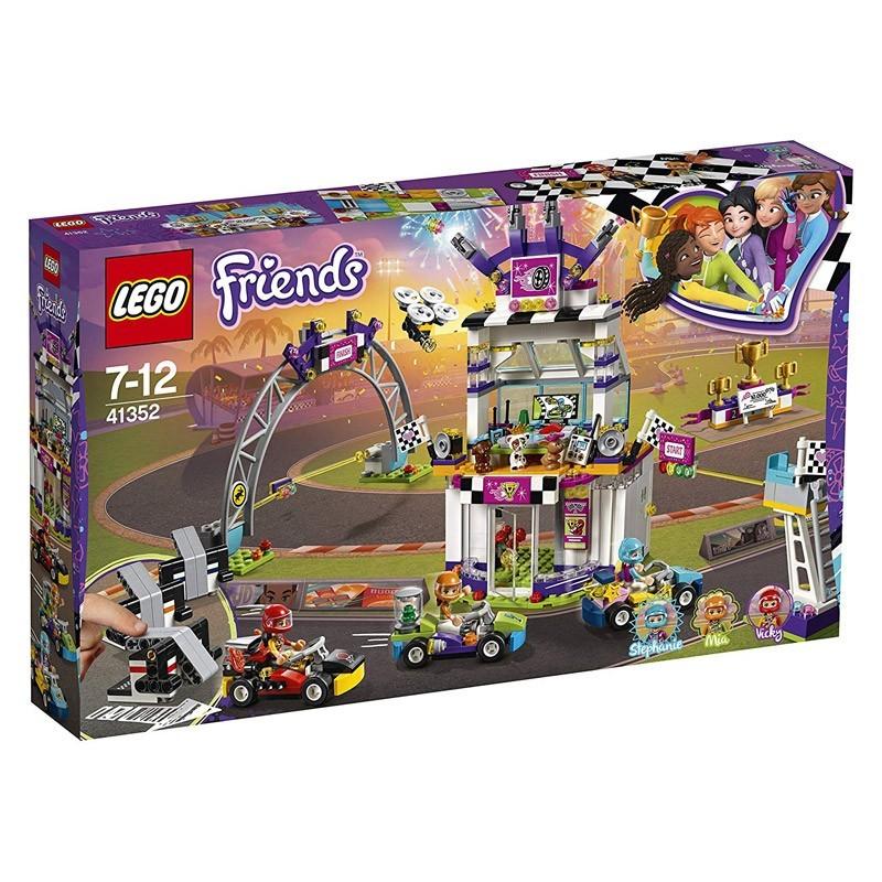 Lego 41352. Día de la Gran Carrera