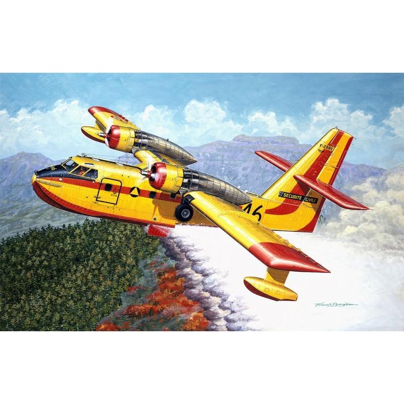 Heller 80373. 1/72 Avión Canadair CL-215
