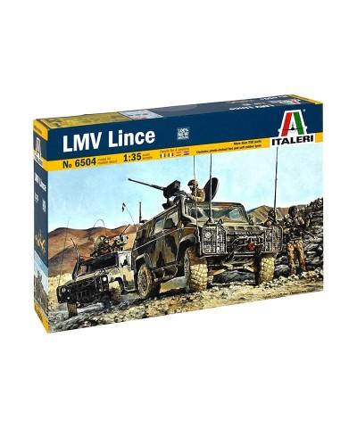 Italeri 6504. 1/35 Vehículo LMV Lince