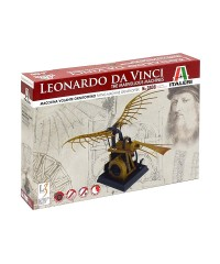 Italeri 3108. Ornitóptero Leonardo Da Vinci