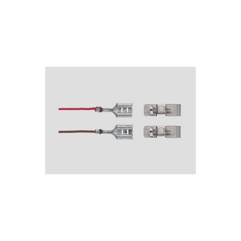5654. Marklin Juego 2 conectores via Escala 1
