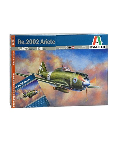 Italeri 2670. 1/48 Avión Reggiane 2002 Ariete