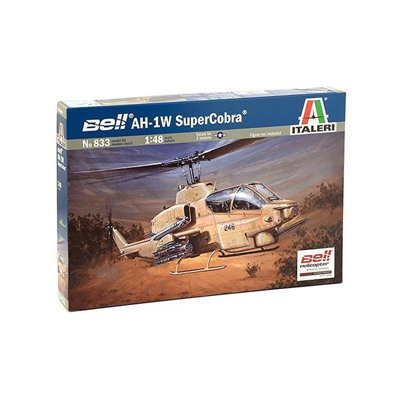 Italeri 833. 1/48 Bell AH-1W Super Cobra