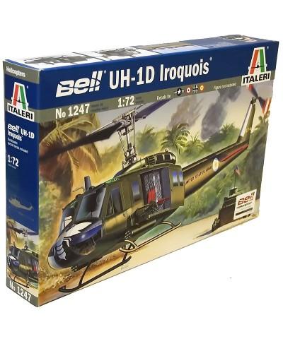 Italeri 1247. 1/72 Helicóptero Bell UH-1D Iroquois