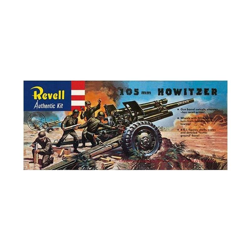 Revell H539. 1/40 M101 Howitzer 105 mm