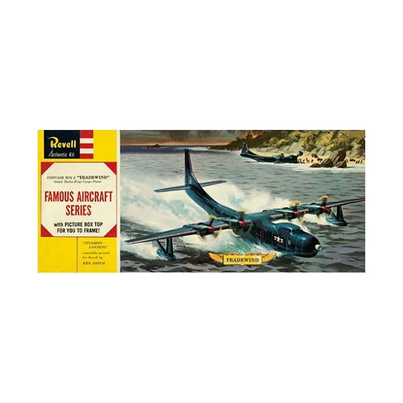 Revell H178. 1/160 Hidroavión Convair Tradewind