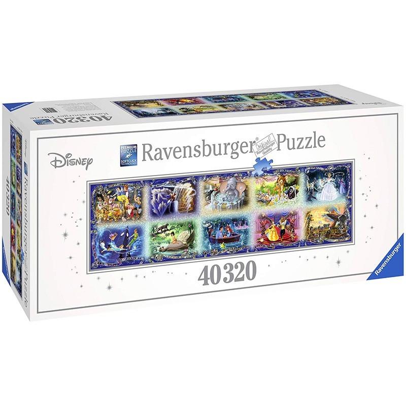 Ravensburger 17826. Puzzle 40320 Piezas Momentos Memorables Disney