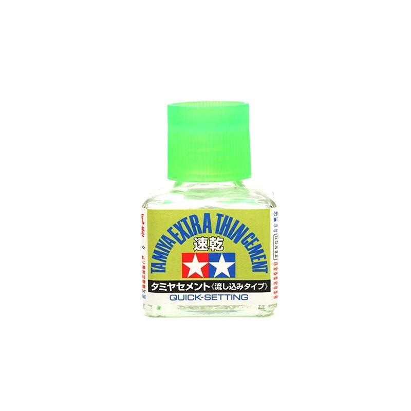 Tamiya 87182. Pegamento Extra Thin Glue