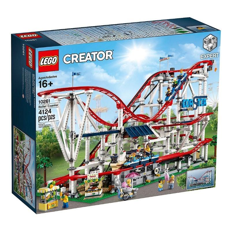 Lego 10261. Montaña Rusa