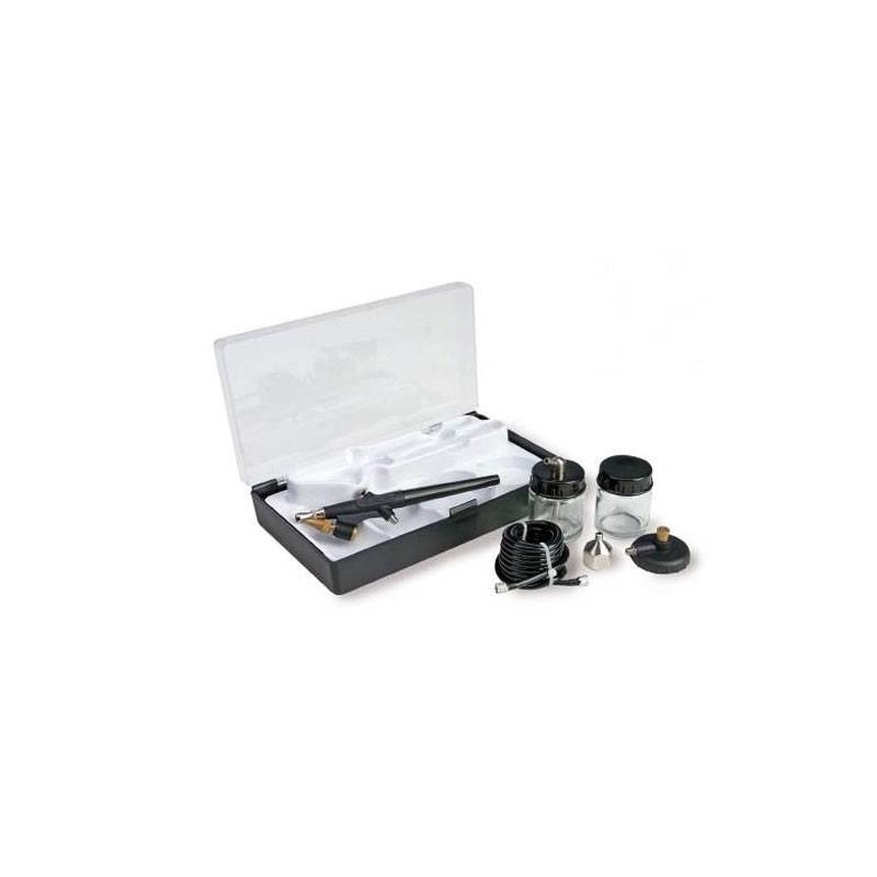 Artesanía Latina 27083. Kit Aerógrafo básico