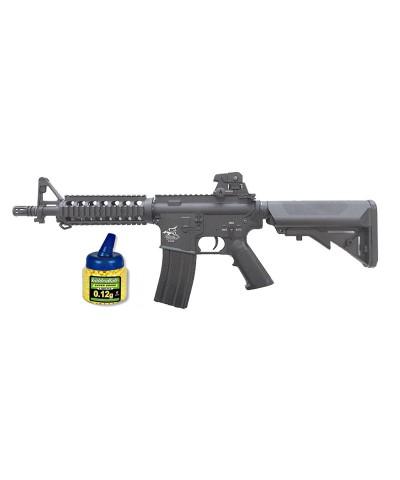 Zasdar SR4MI. Pack Rifle Airsoft SR4 Eléctrico 21993