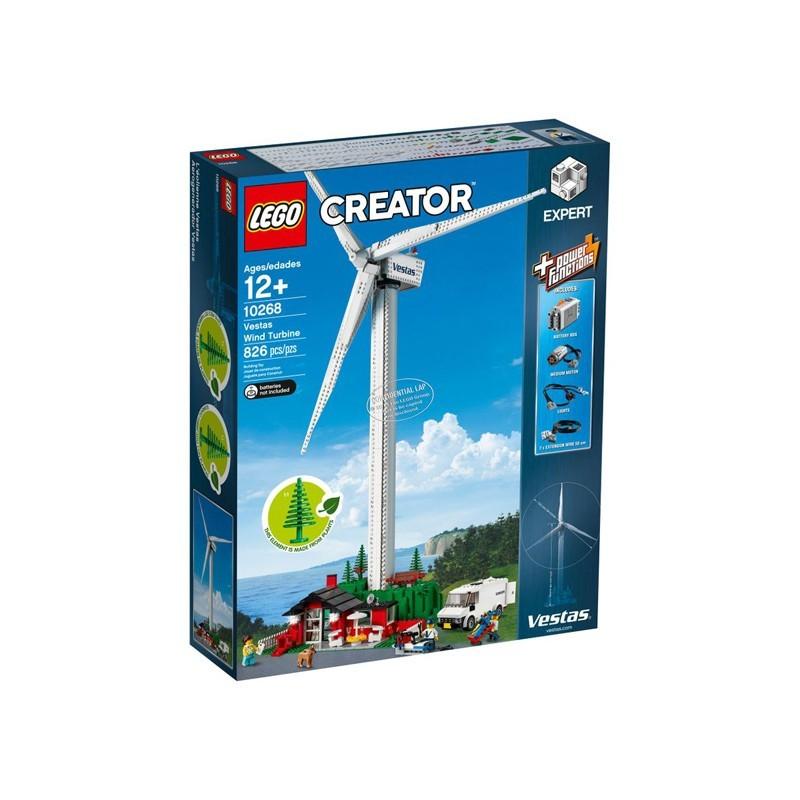 Lego 10268. Aerogenerador Vestas