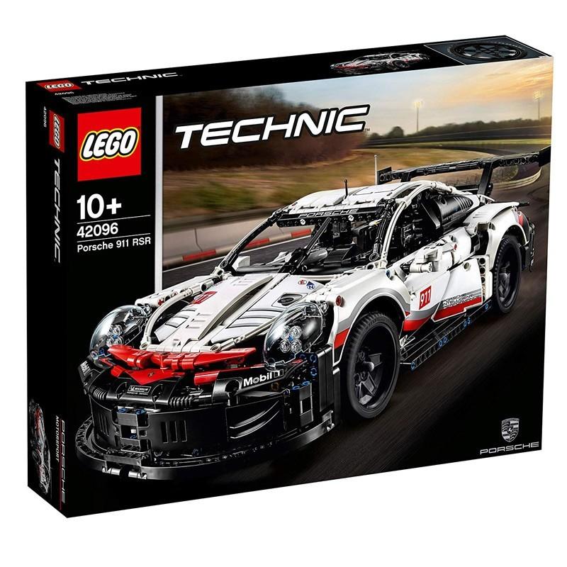 Lego 42096. Coche Porsche 911 RSR