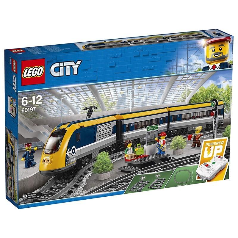 Lego 60197. Tren de Pasajeros