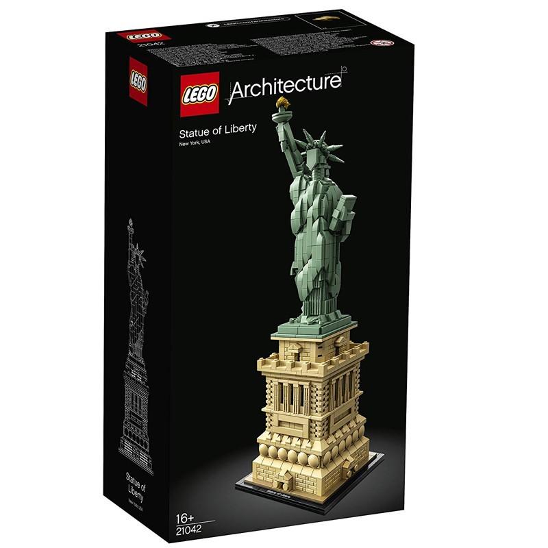 Lego 21042. Estatua de la Libertad