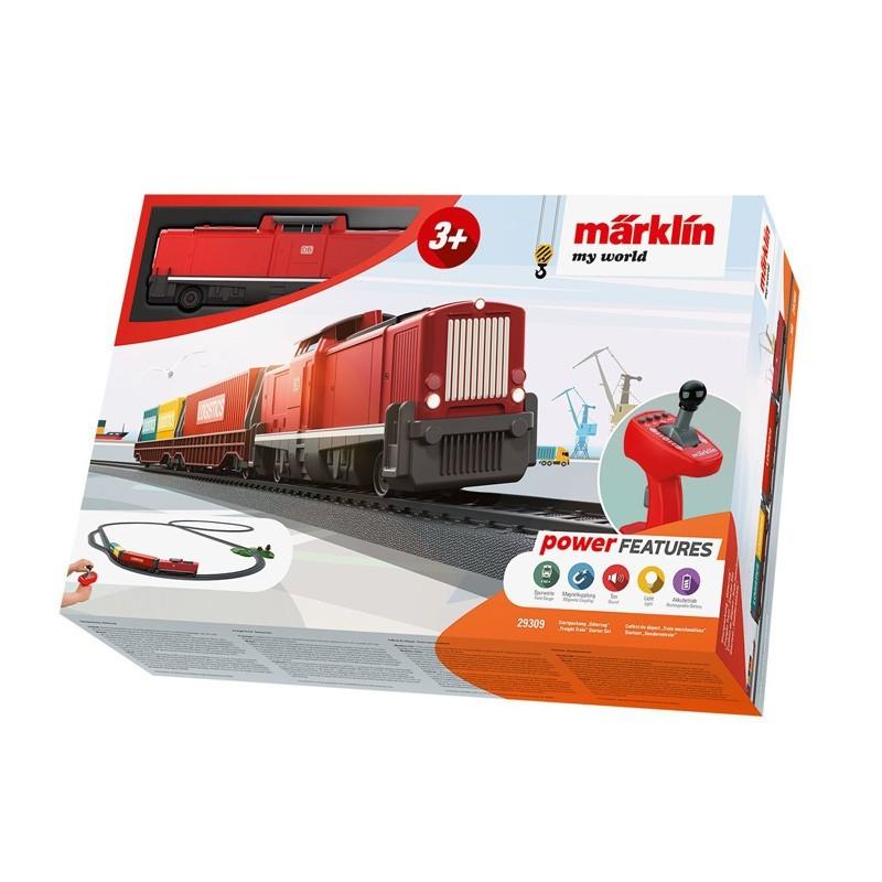 Marklin 29309. Set Iniciación H0 Tren de Mercancías