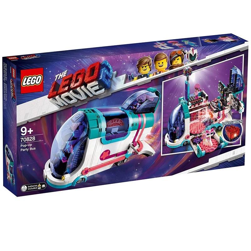 Lego 70828. Fiestabús Pop-Up