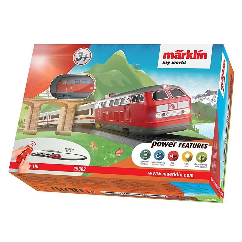 Marklin 29302. Set Iniciación H0 Tren Intercity