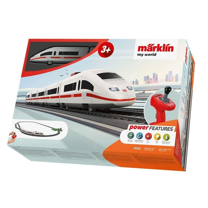 Marklin 29330. Set Iniciación H0 Tren ICE 3