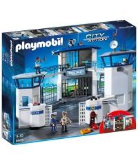 Playmobil 6919. Comisaría de Policía